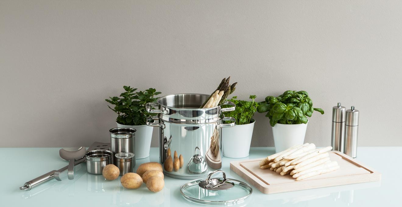 Аксессуары для кухни металлические