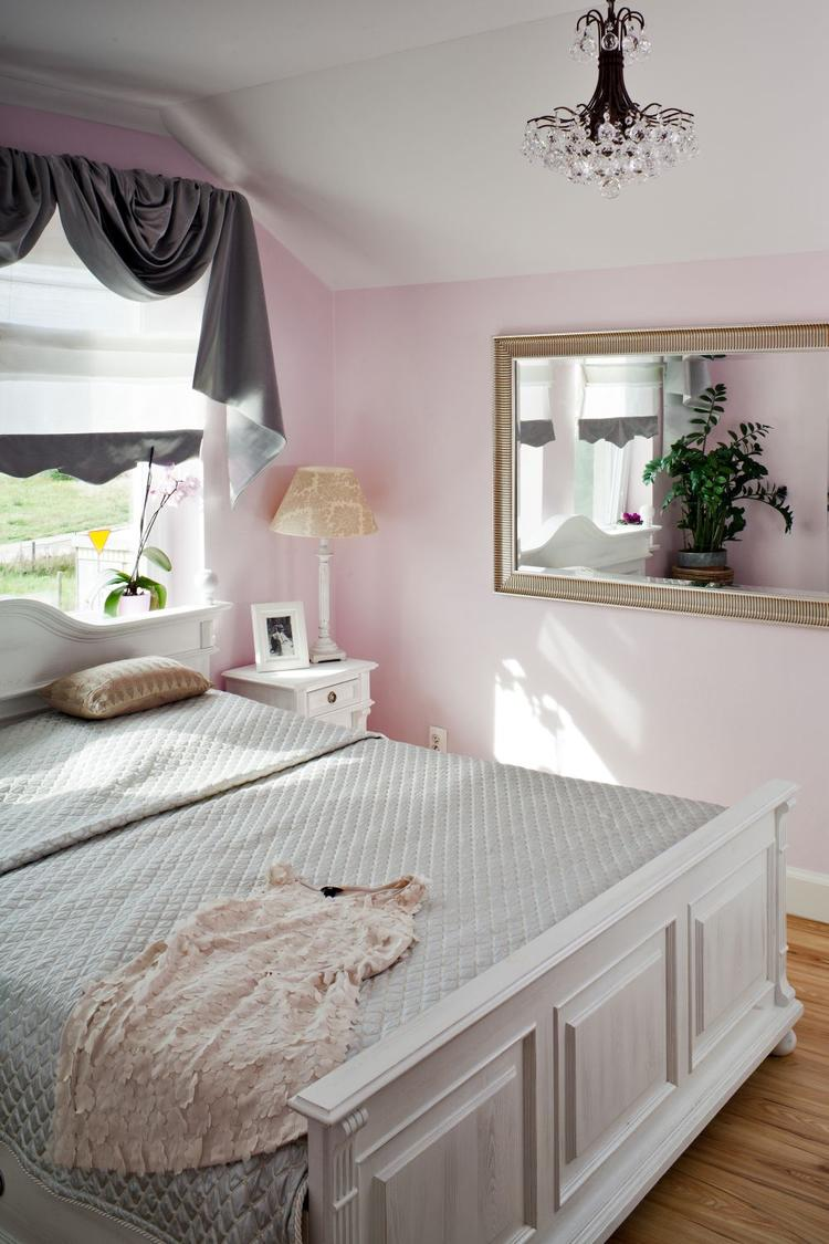 Спальня 14 кв.м. в стиле модерн