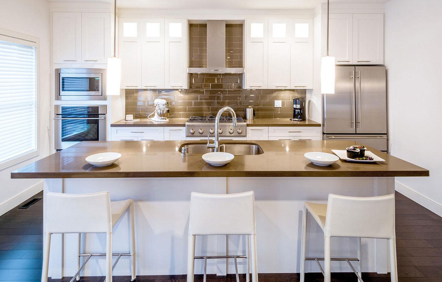 Аксессуары для кухни в стиле модерн