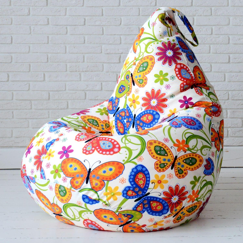 Кресло-мешок для детской комнаты