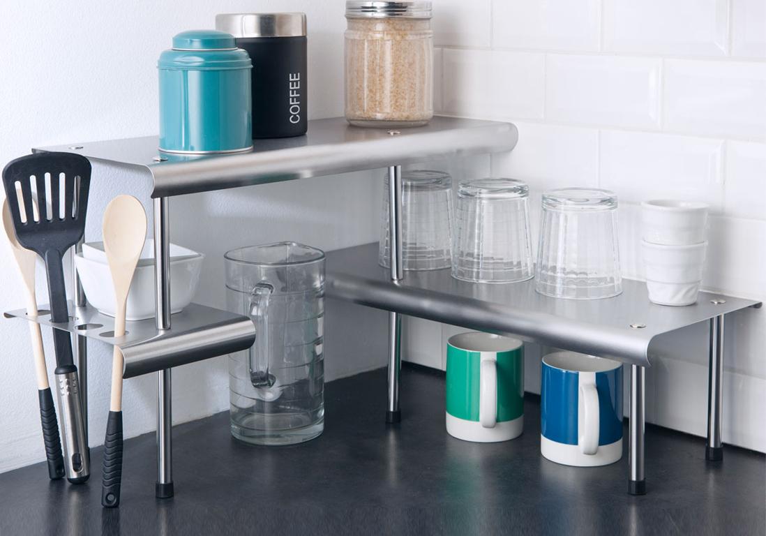Стальные аксессуары для кухни