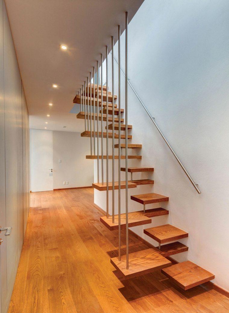 Трубчатые перила для лестницы