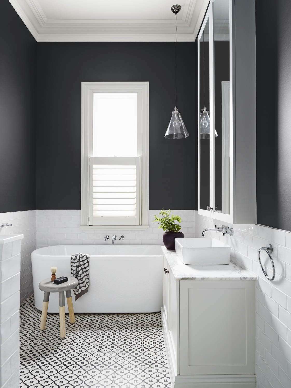 Водостойкая краска для стен в ванной
