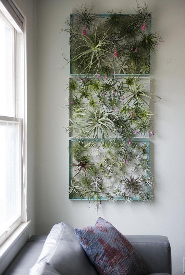 Поделки из цветов для интерьера