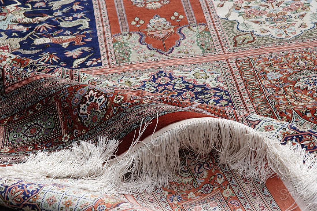 Чистые ковры
