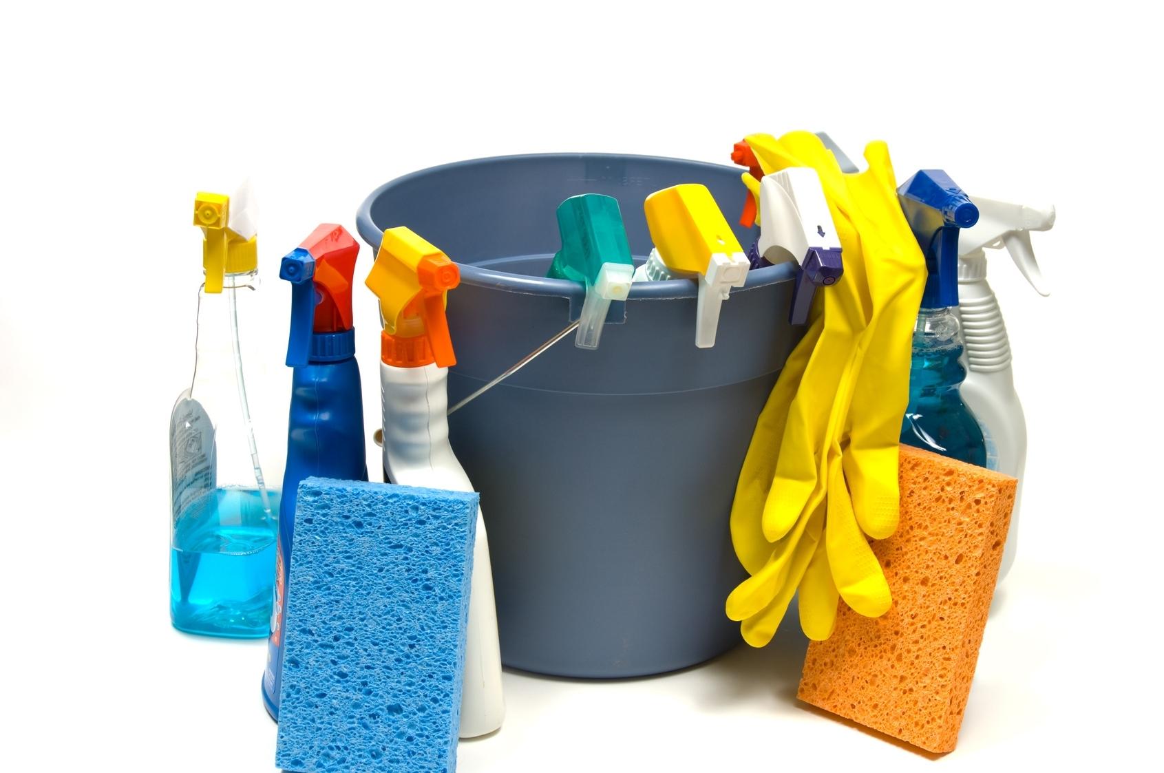 Моющие средства для мытья потолка