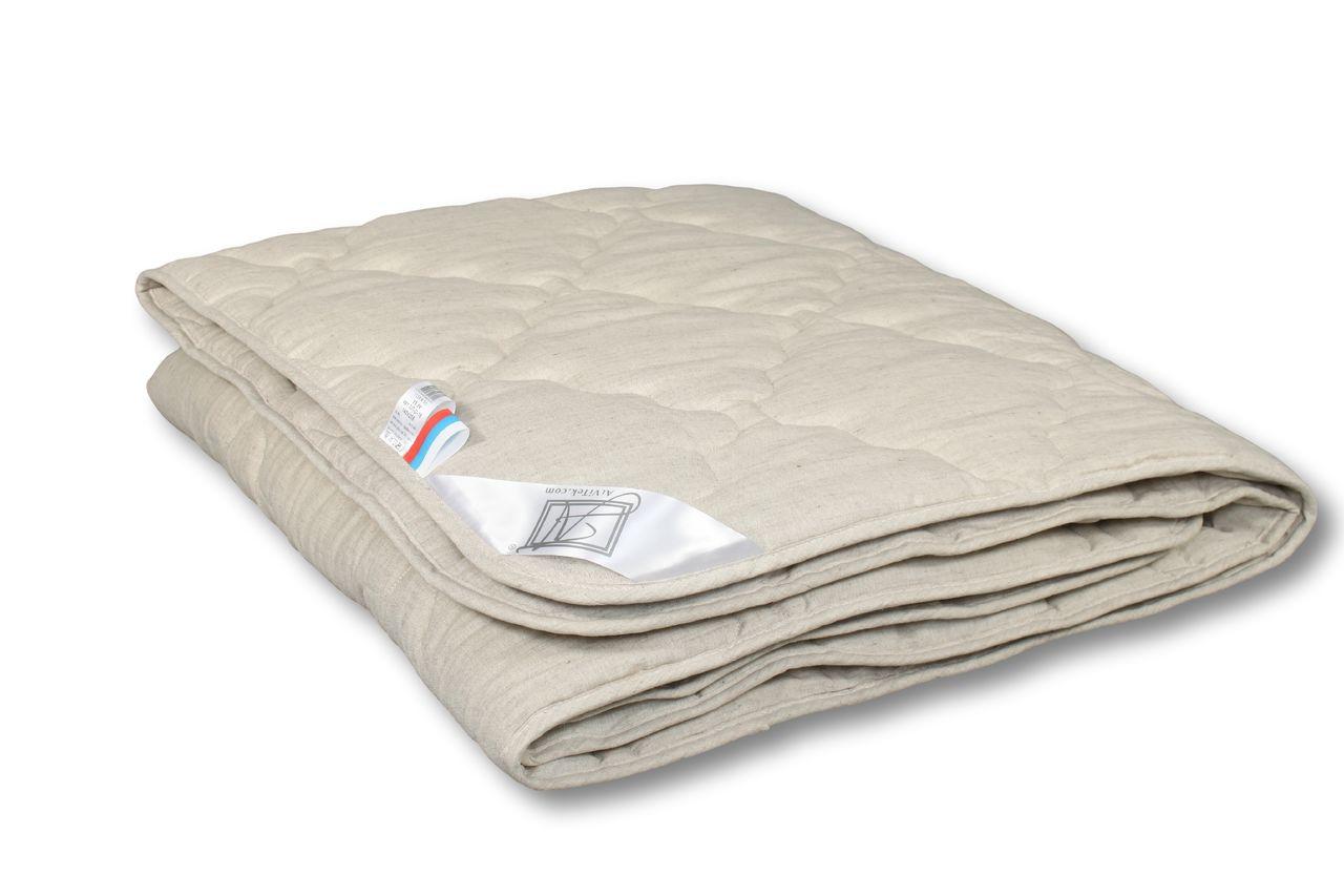 Одеяло с льняным наполнителем
