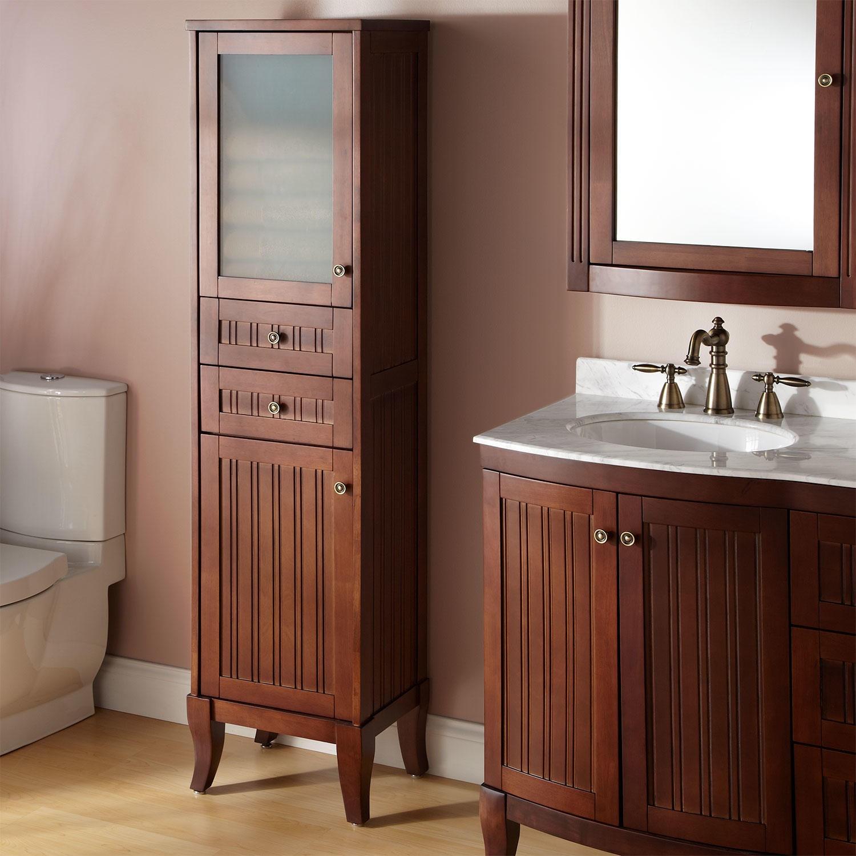 Шкафчик для ванной