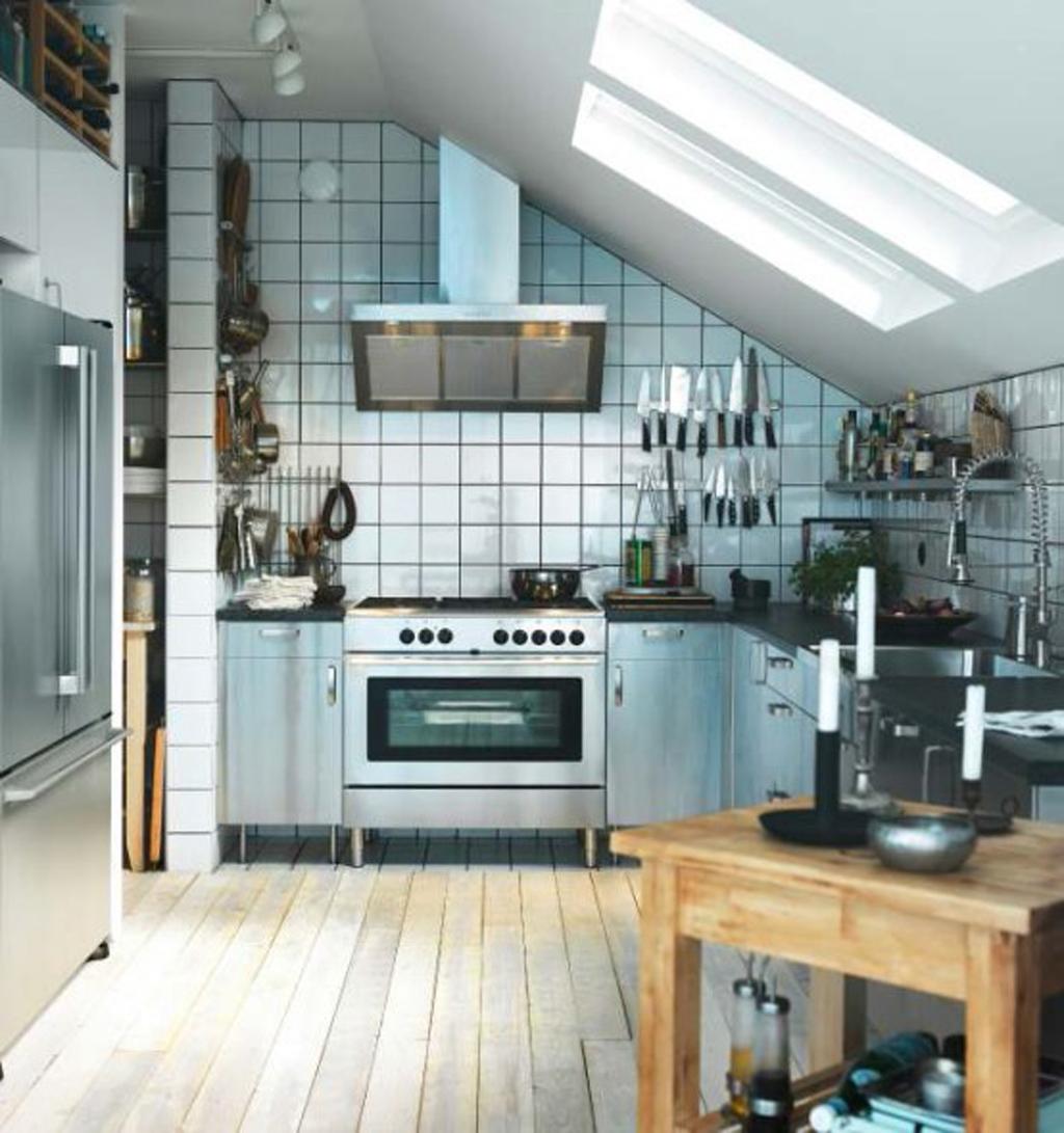 Кухня икеа
