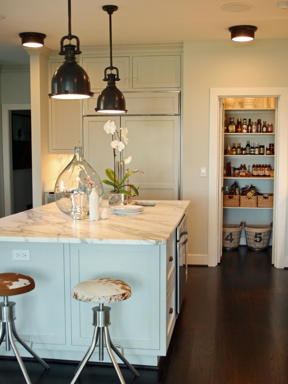 Подсветка кухонного гарнитура потолочная