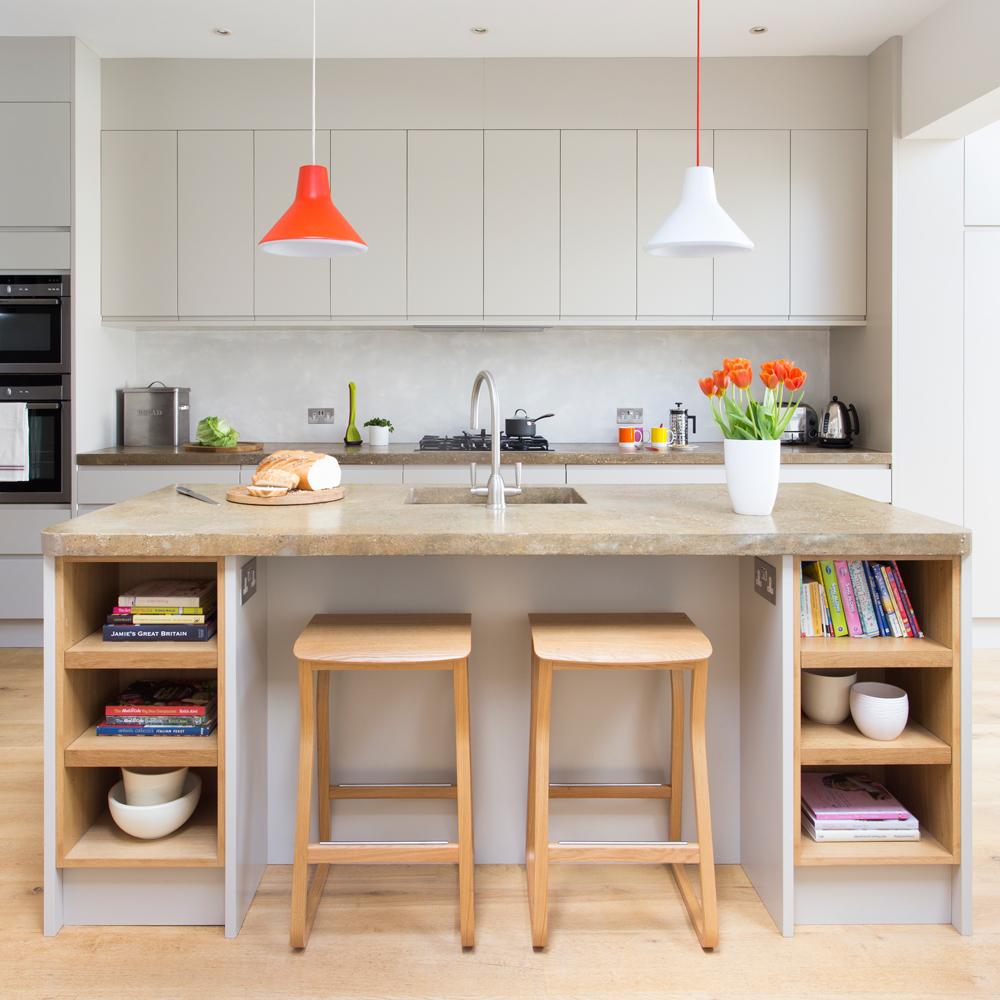 Подсветка кухонного гарнитура современного