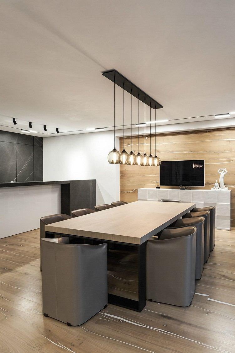Подсветка кухонного гарнитура светильниками