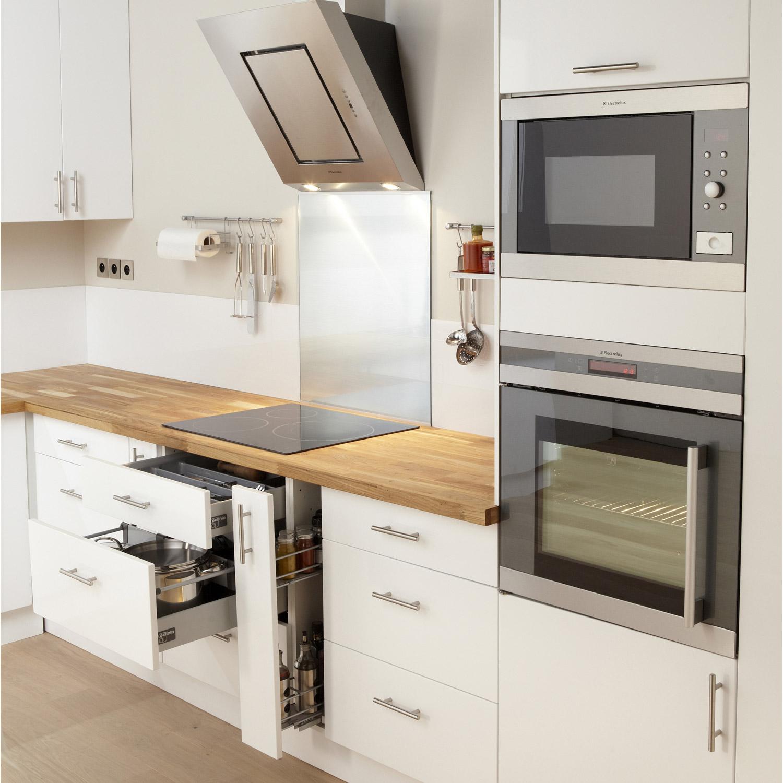 Подсветка кухонного гарнитура с вытяжкой