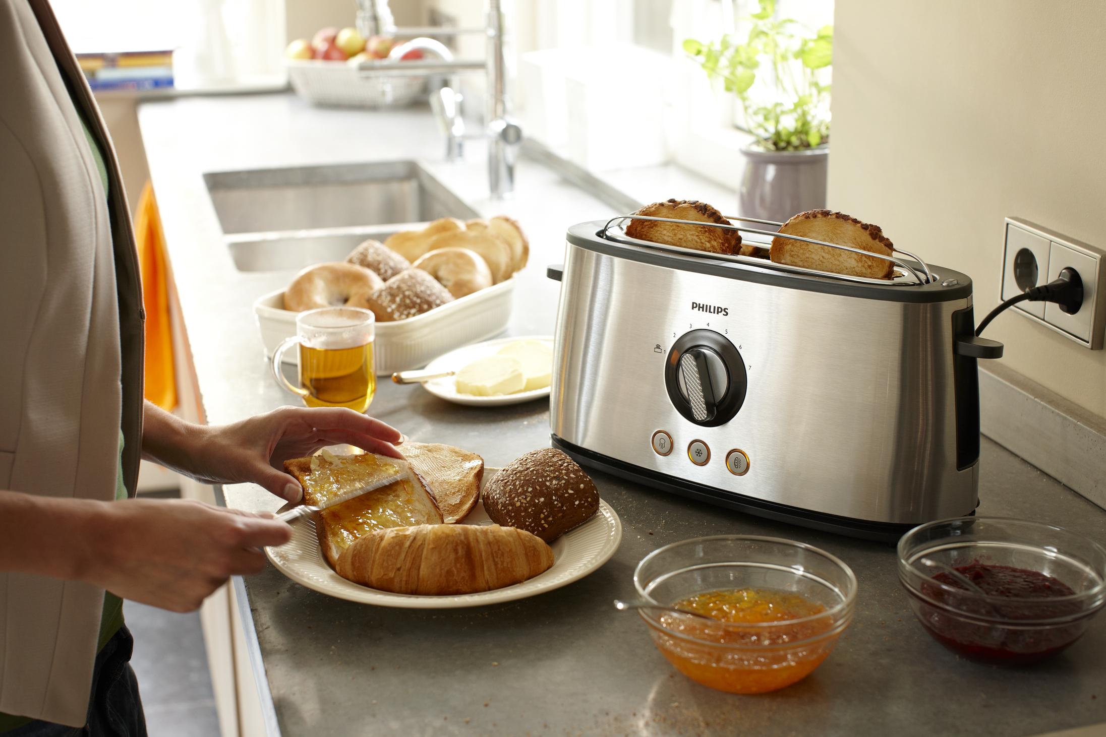 Как выбрать тостер: на какие параметры обращать внимание при покупке