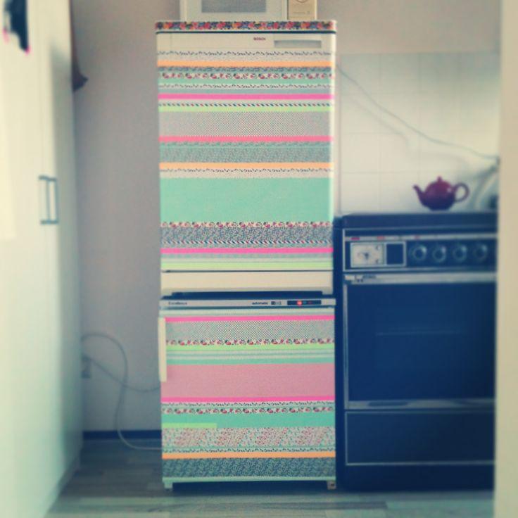 Декор холодильника