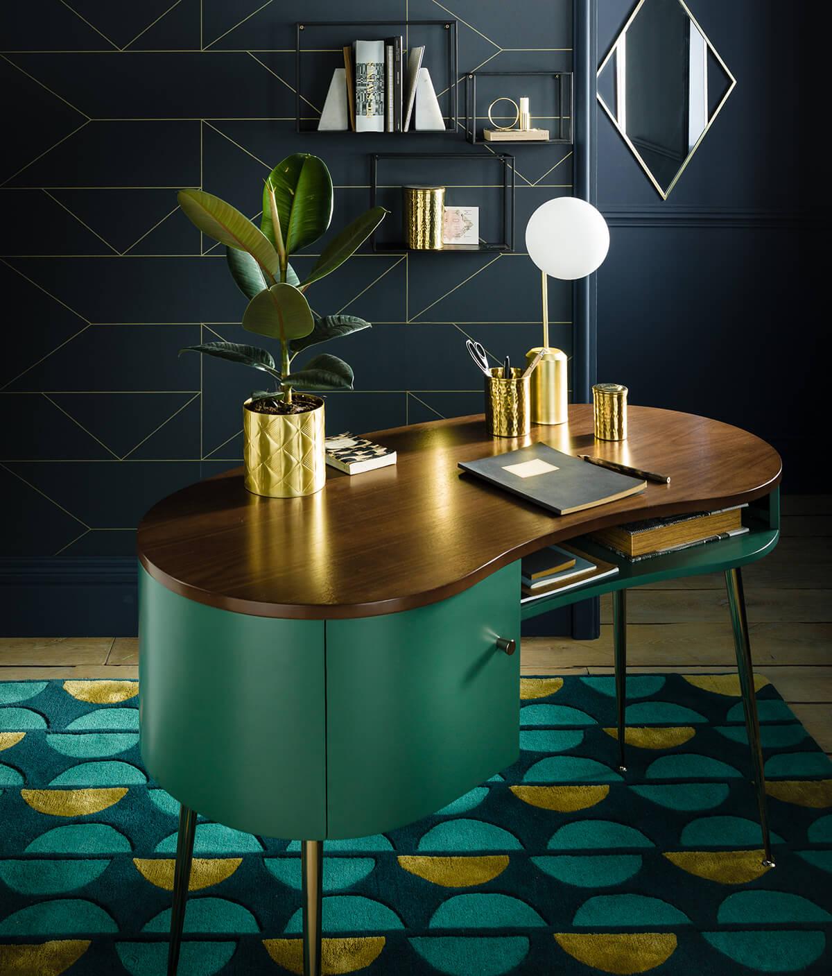 Тренды в дизайне интерьера кабинета 2017