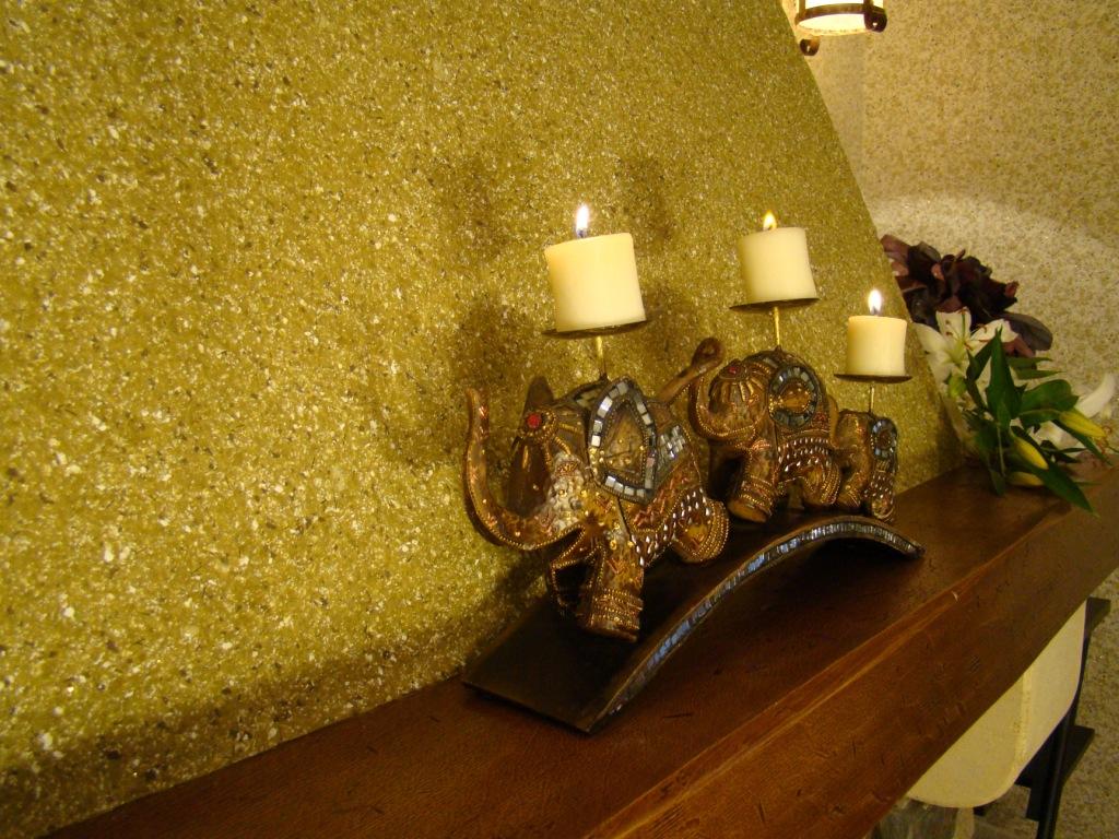 Шелковая декоративная штукатурка