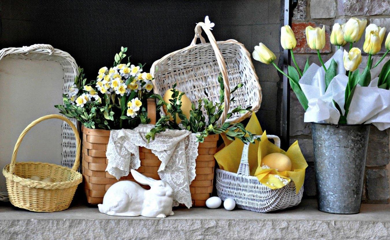 Пасхальный декор: традиционные мотивы (33 фото)