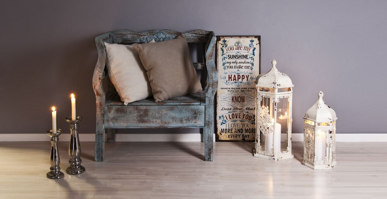 Состаренная мебель