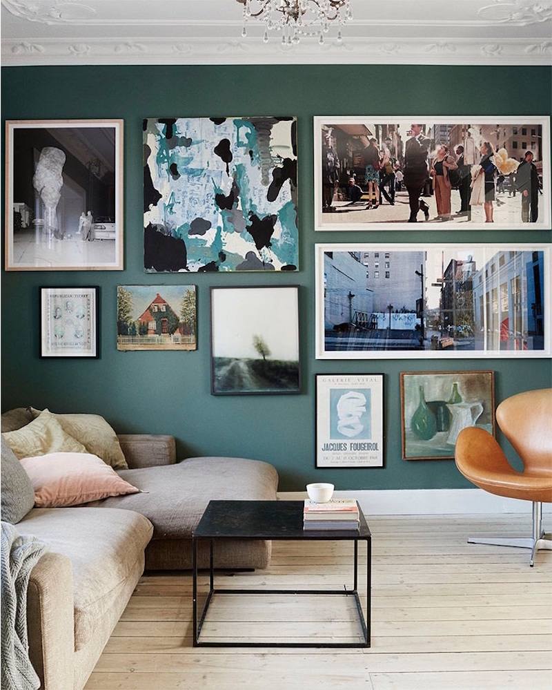 Тренды в дизайне интерьера квартиры 2017