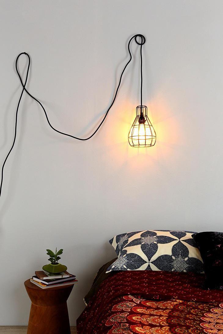 Провод от лампы