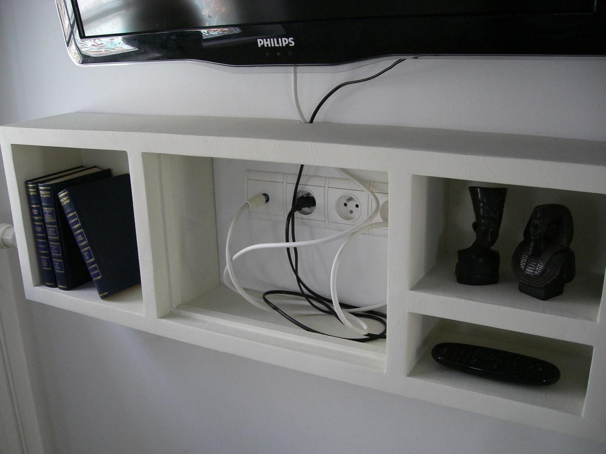 Провода в мебели