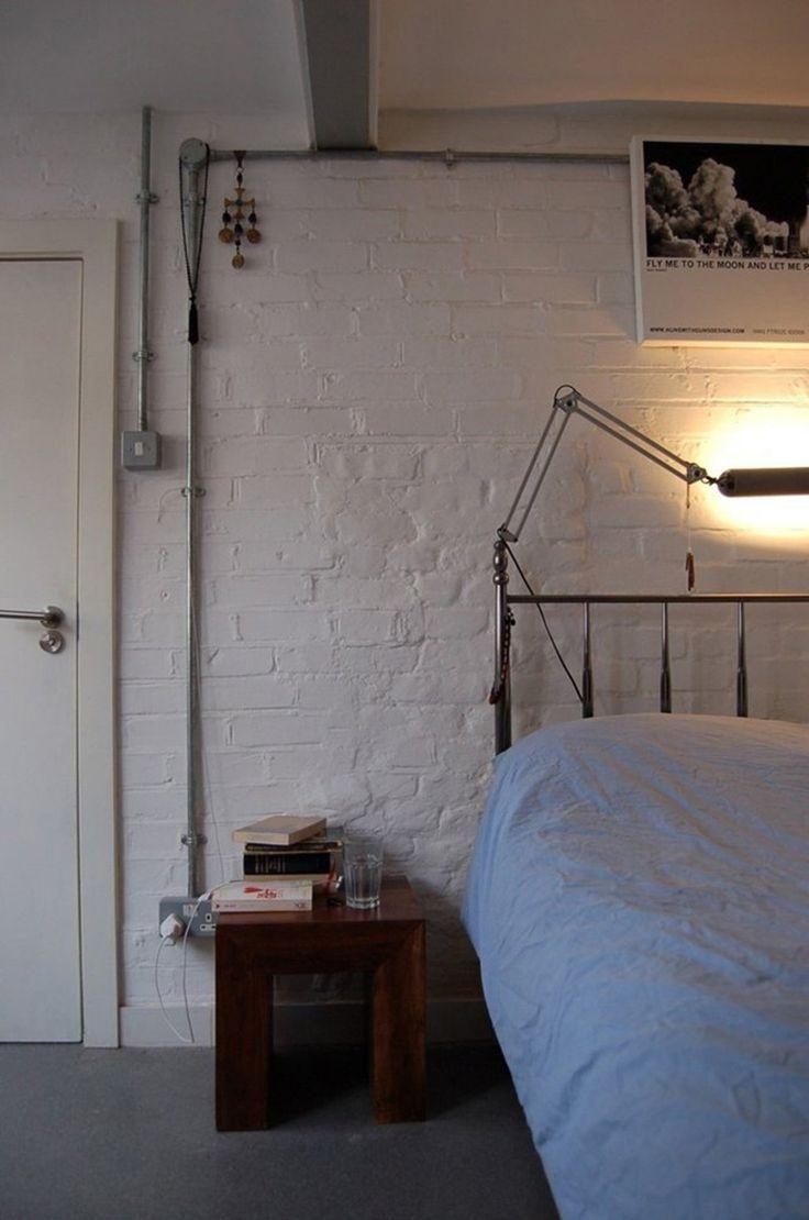 Провода в спальне