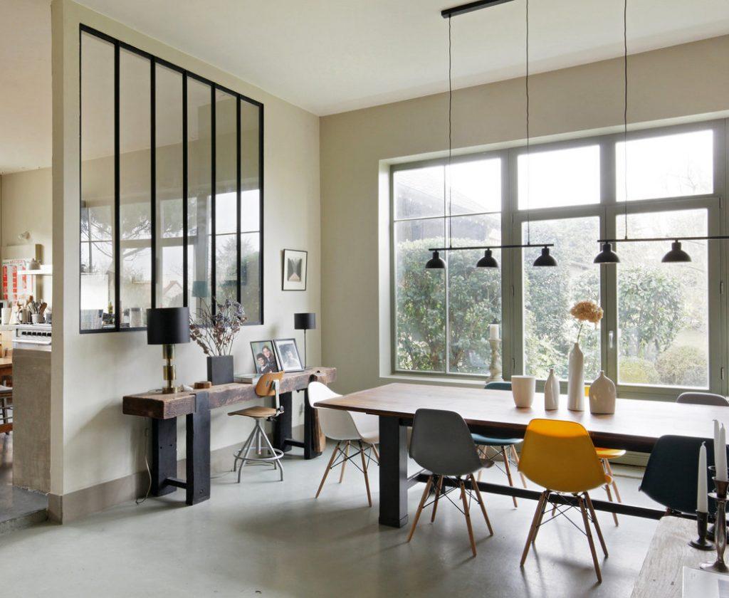 Тренды в дизайне интерьера столовой 2019