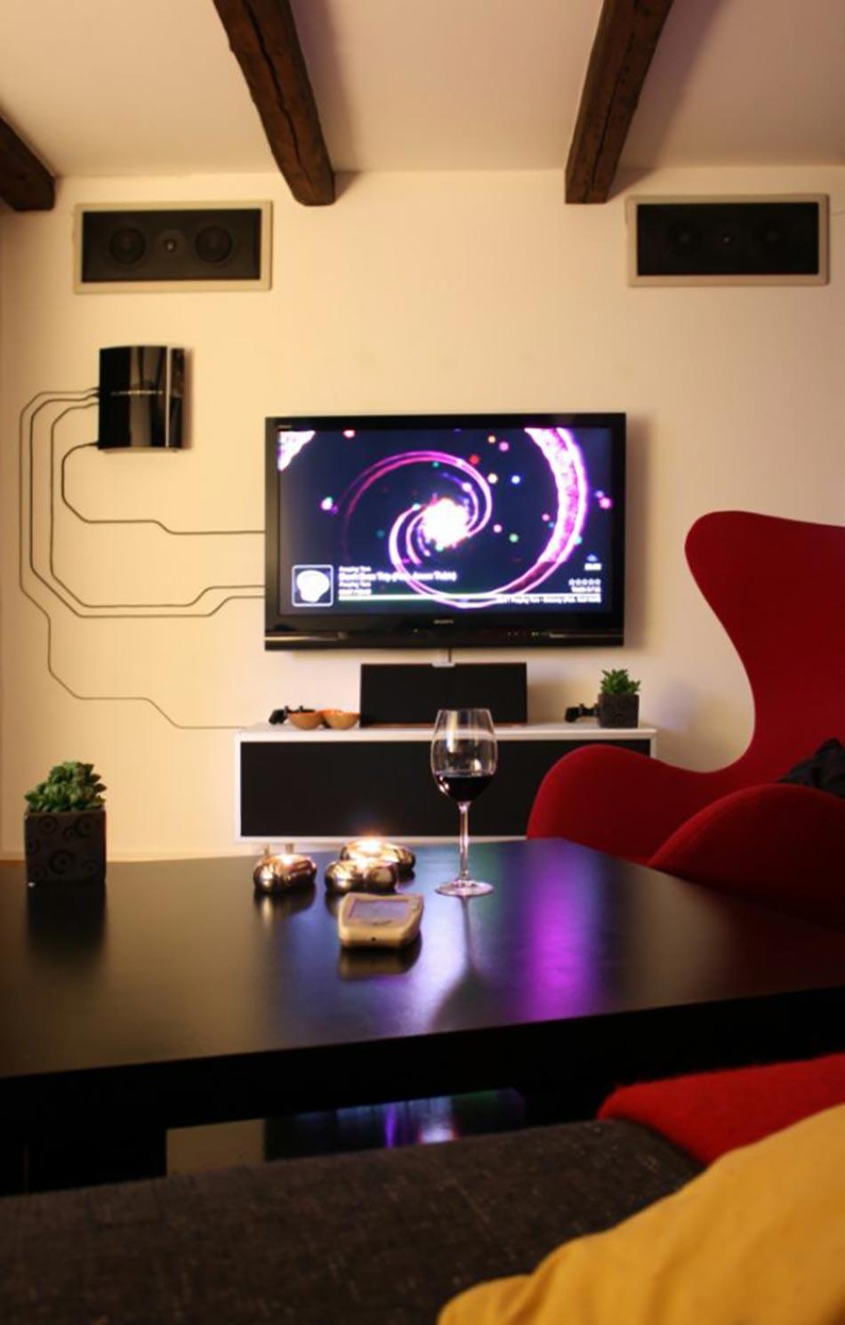 ТВ провода