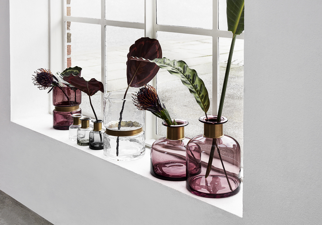 Тренды в дизайне интерьера 2017 с вазами