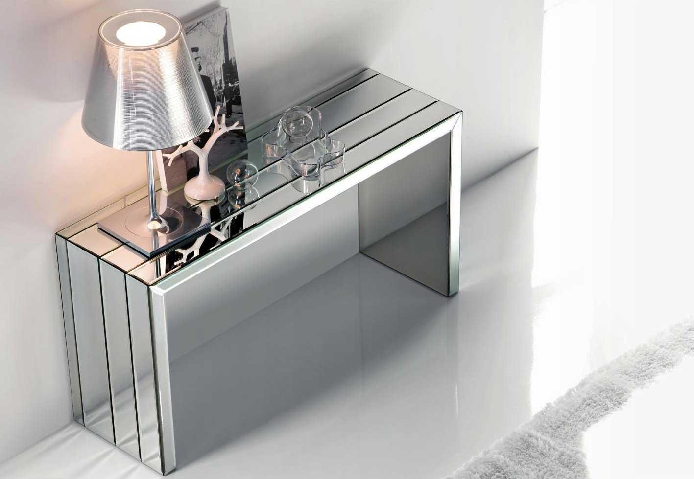Консольный стол: дизайн и функциональность (36 фото)