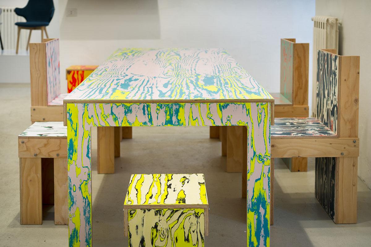 Покраска мебели своими руками – нескучный дизайн (22 фото)