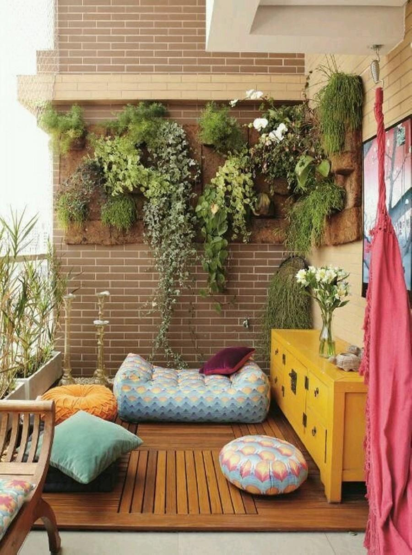 Обустройство балкона