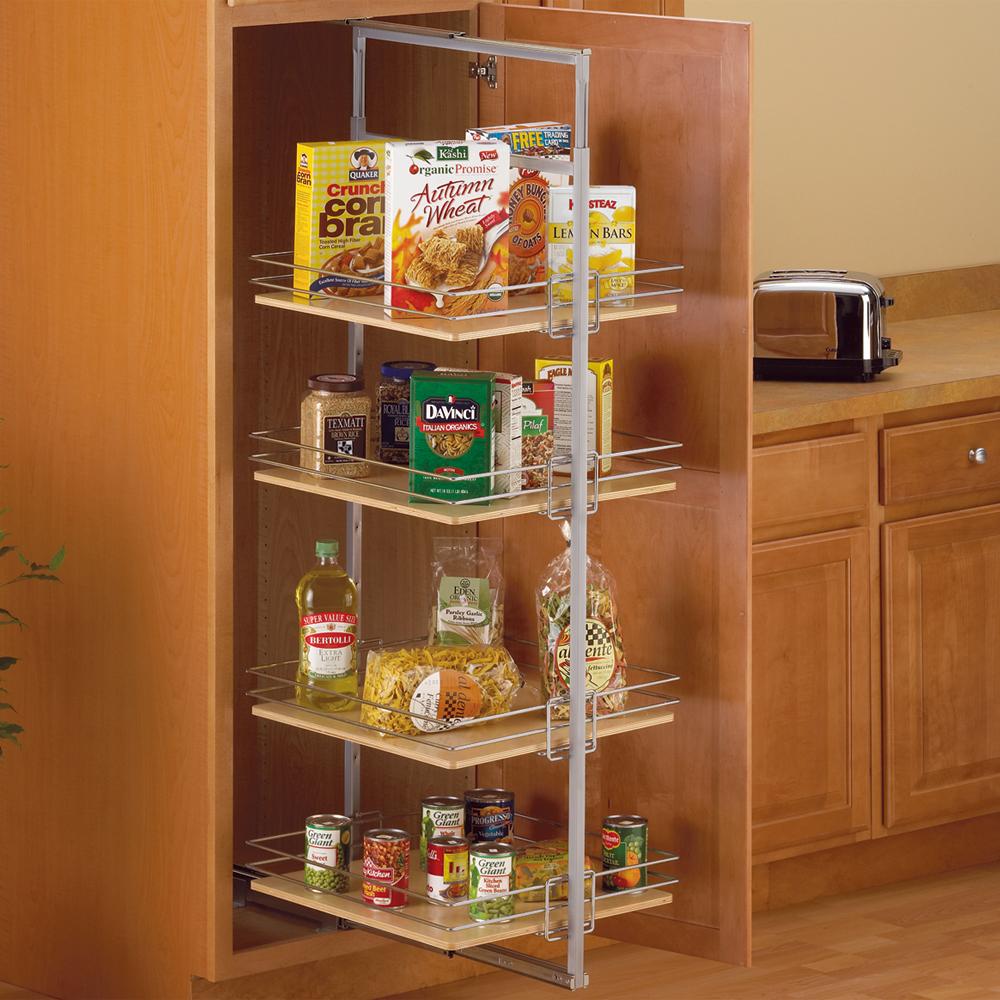 Кухонная выдвижная система