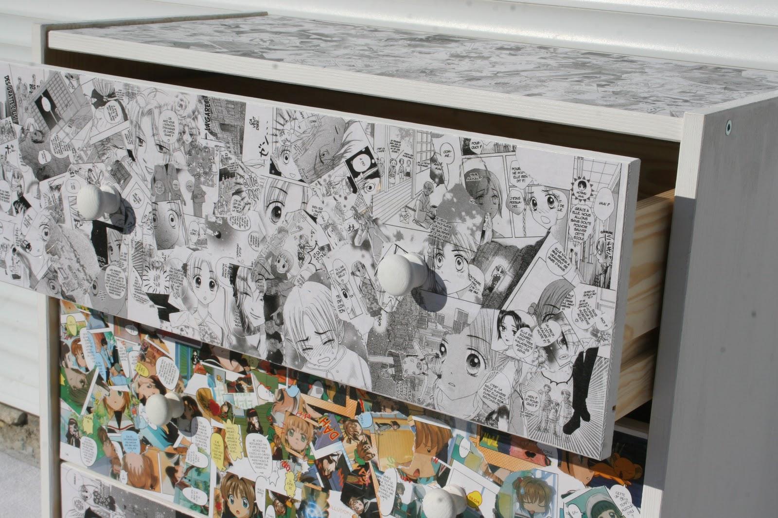 Самоклеящаяся пленка под комиксы