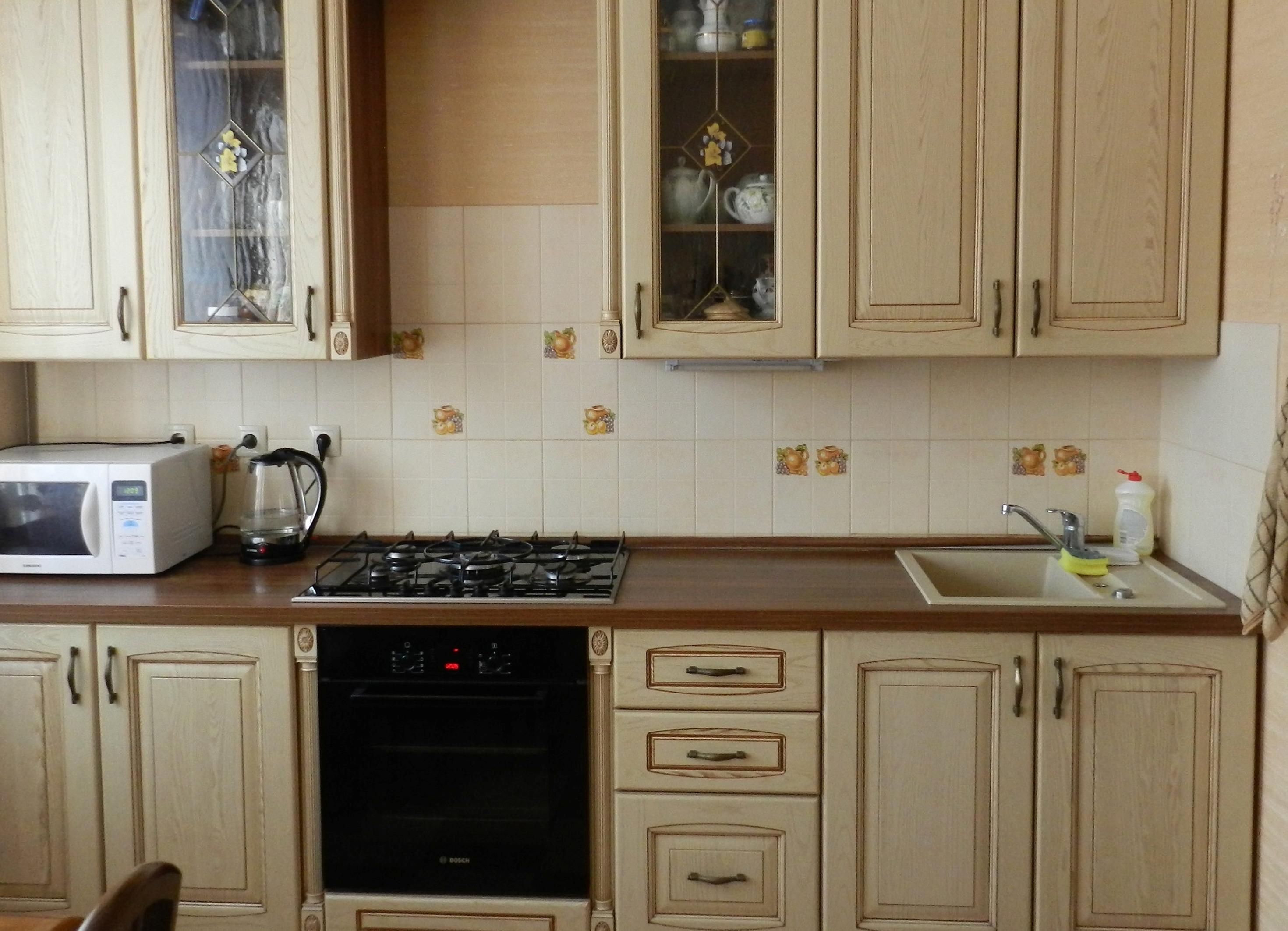 Кухонная столешница из МДФ