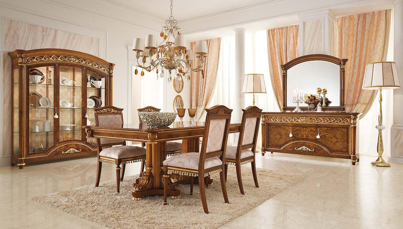 Столовый гарнитур в классическом стиле