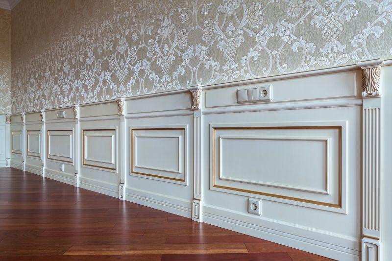 Стеновые панели Буазери