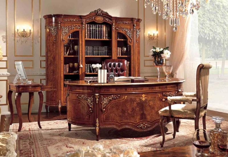 Декор на кабинетной мебели