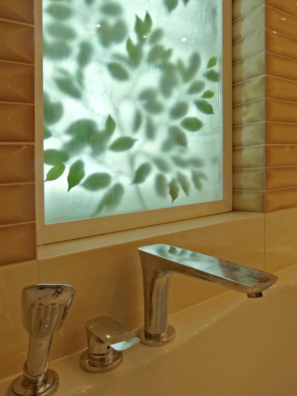 Декоративная подсветка фальш-окна