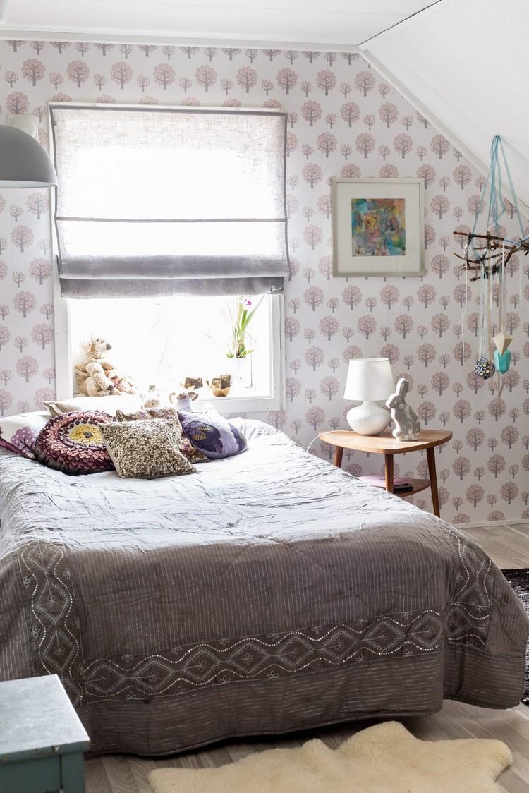 Дизайн узкой детской спальни
