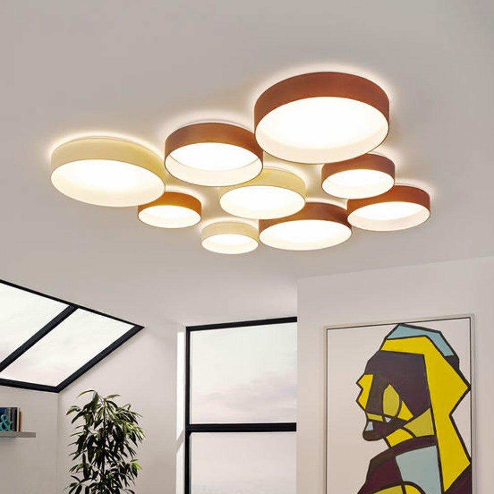 Светодиодные потолочные плафоны