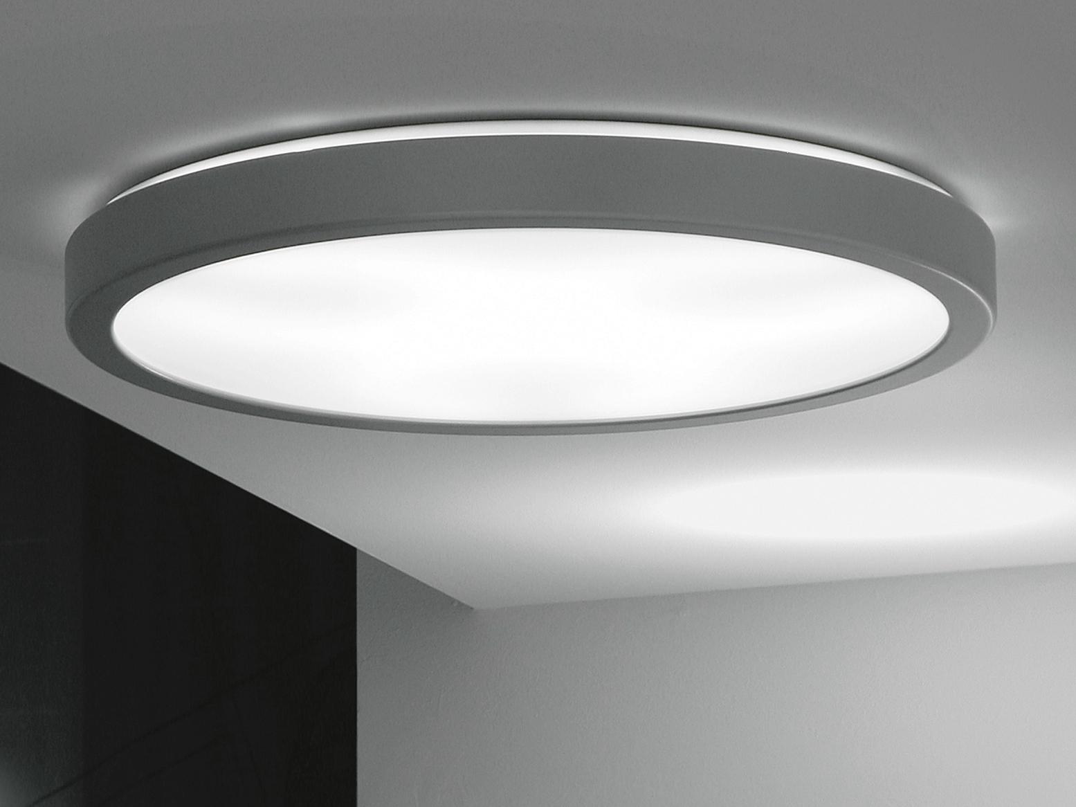 Круглый потолочный плафон