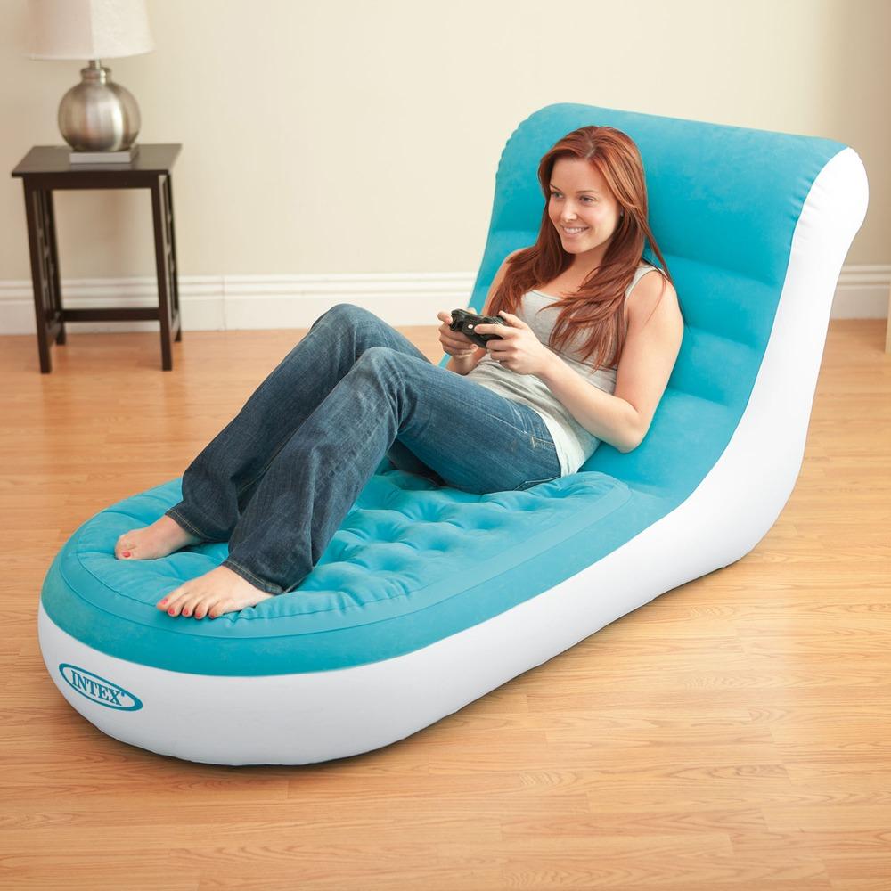 Надувной диван-кресло