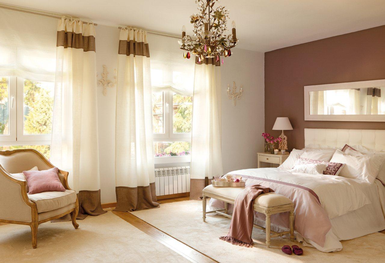 Дизайн и расстановка мебели в спальне
