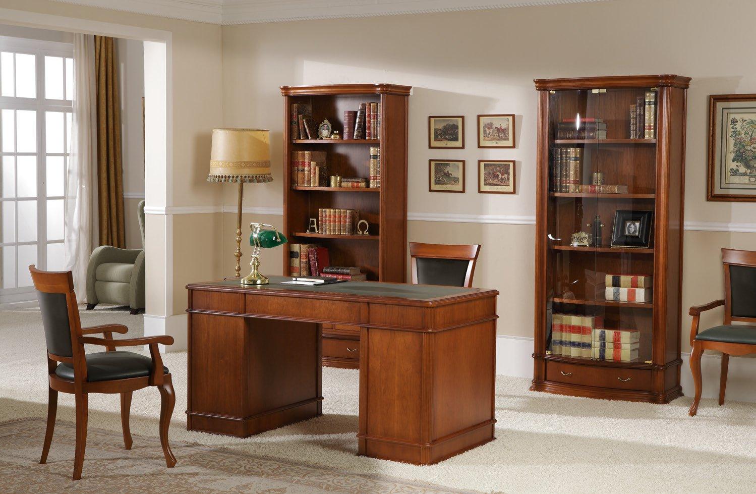 Мебель для кабинета из дуба