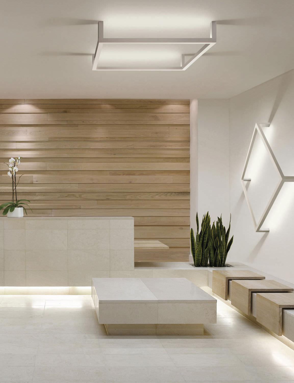 Потолочный светильник в стиле эко