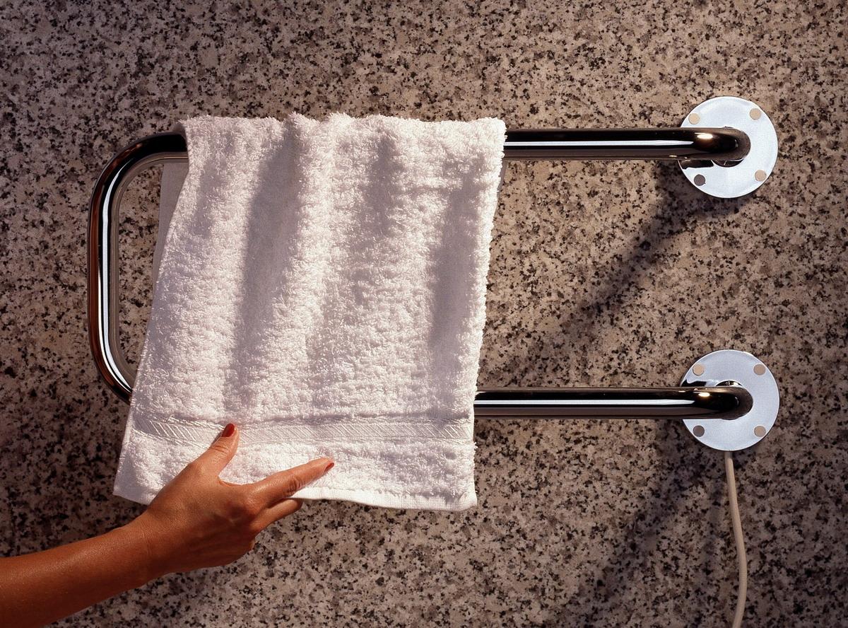 Водяной полотенцесушитель
