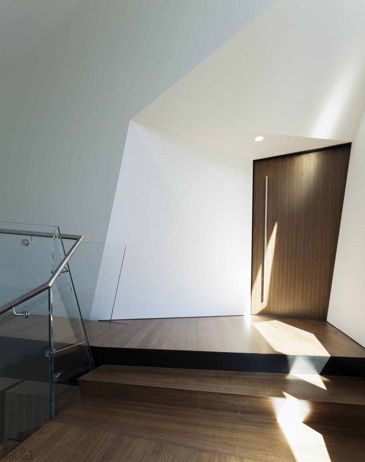 Необычная геометрия дома