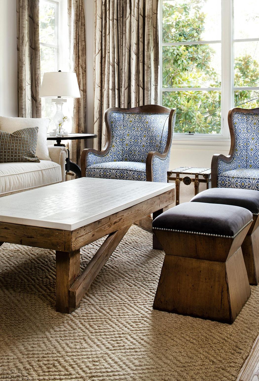 Антикварная мебель в стиле кантри